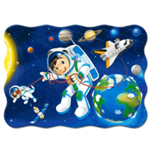 Пазл Castorland, 30 элементов - Открытый космос