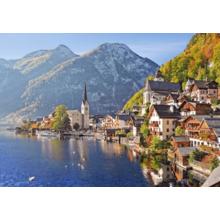 Пазл Castorland, 500 элементов - Гальштат,Австрия