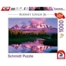 Пазл Schmidt, 1000 элементов - Родни Логх: Национальный парк Вайминг
