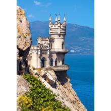 Пазл Castorland, 500 элементов - Ласточкино гнедо, Крым