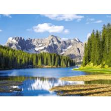 Пазл Castorland, 3000 элементов - Горное озеро