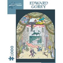 Пазл Pomegranate, 1000 элементов - Эдвард Гори: Театр