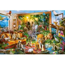 Пазл Castorland, 1000 элементов - Ожившая картина