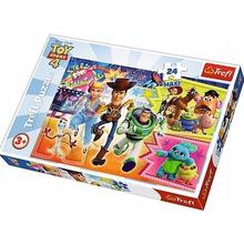 Пазл Trefl, 24 элемента - Преследование,Toy Story