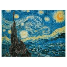 Пазл Clementoni, 500 элементов - Ван Гог: Звездная ночь