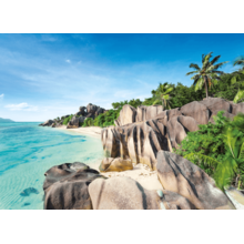 Пазл Clementoni, 1000 элементов - Скалы на пляже