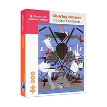Пазл Pomegranate, 500 элементов - Чарли Харпер: Прибрежные существа