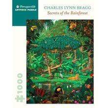Пазл Pomegranate, 1000 элементов - Брэгг: Секреты тропических лесов