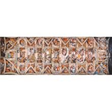 Пазл Clementoni, 1000 элементов - Микеланджело: Сикстинская капелла