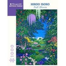 Пазл Pomegranate, 1000 элементов - Хироо Исоно: Полное цветение
