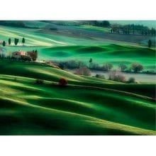 Пазл Clementoni, 500 элементов - Тосканские холмы