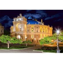 Пазл Castorland, 1500 элементов - Оперный театр, Одесса