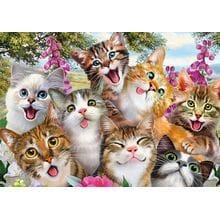 Пазл Schmidt, 500 элементов - Селфи-кошки