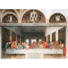 Пазл Clementoni, 1000 элементов - Леонардо: Тайная вечеря