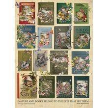 Пазл Cobble Hill, 1000 элементов - Книги о природе