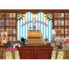 Пазл Cobble Hill, 1000 элементов - Магазин сладостей
