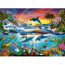 Пазл Castorland, 3000 элементов - Райская бухта