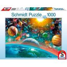 Пазл Schmidt, 1000 элементов - Космос