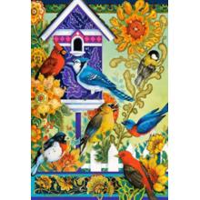 Пазл Castorland, 1000 элементов - Птичий дом