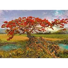 Пазл Heye, 1000 элементов - Супер дерево