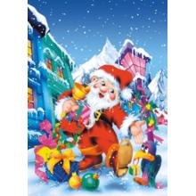 Пазл Castorland, 60 элементов - Подарки к рождеству