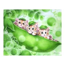 Пазл Pintoo, 500 элементов - Кайоми: Веселые котята