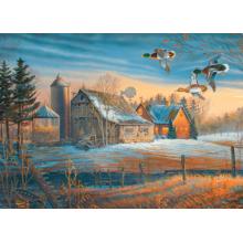 Пазл Cobble Hill, 500 элементов - Облетая ферму