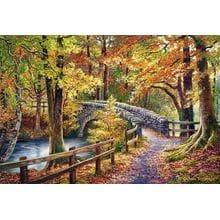 Пазл Castorland, 1000 элементов - Мост в парке