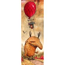 Пазл Heye, 1000 элементов - Воздушный шар