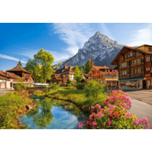 Пазл Castorland, 500 элементов - Кандерштег, Щвейцария
