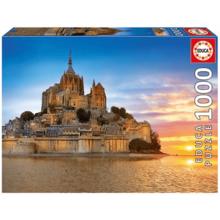 Пазл Educa, 1000 элементов - Мон-Сен-Мишель, Франция