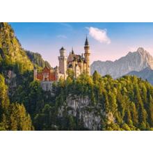 Пазл Castorland, 1000 элементов - Замок Нойшванштайн, Германия
