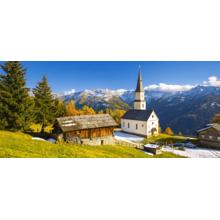 Пазл Castorland, 600 элементов - Церковь, Австрия