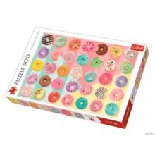 Пазл Trefl, 500 элементов - Сладкие подарки