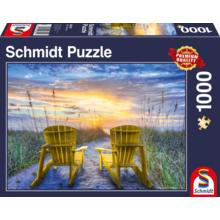 Пазл Schmidt, 1000 элементов - Взгляд на закат