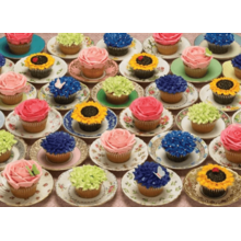 Пазл Cobble Hill, 1000 элементов - Кексы с украшением