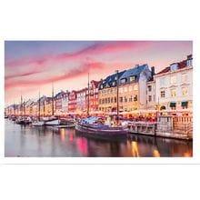 Пазл Pintoo, 1000 элементов - Канал в Копенгагене