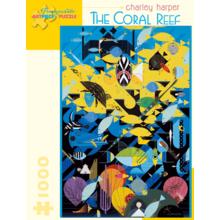 Пазл Pomegranate, 1000 элементов - Чарли Харпер: Коралловый риф