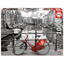 Пазл Educa, 1000 элементов - Амстердам