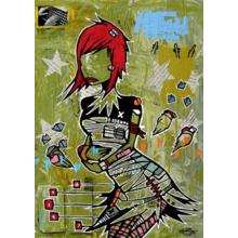 Пазл Heye, 1000 элементов - Рыжеволосая