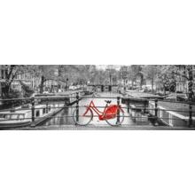 Пазл Clementoni, 1000 элементов - Велосипед. Амстердам