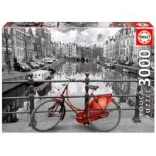 Пазл Educa, 3000 элементов - Амстердам