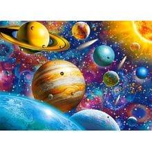 Пазл Castorland, 100 элементов - Солнечная система