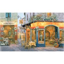 Пазл Pintoo, 1000 элементов - Швайко: Старое кафе