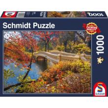 Пазл Schmidt, 1000 элементов - Прогулка в парке Нью Йорка