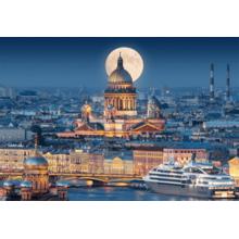 Пазл Castorland, 1000 элементов - Исаакиевский собор