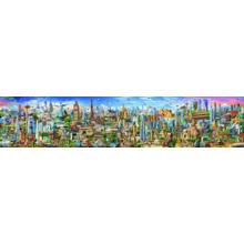 Пазл Educa, 42000 элементов - Вокруг Света