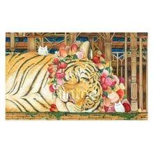 Пазл Pintoo, 1000 элементов - Спокойной ночи, тигр