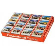 Пазл Castorland, 54 элементов - Автомобили