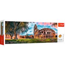 Пазл Trefl, 1000 элементов - Колизей утром. Рим